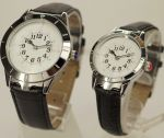 Braille Watch silver 9008