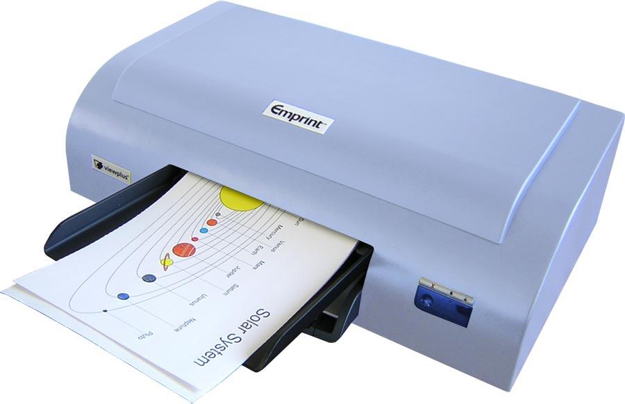 Printer Braille Emprint SpotDot Color - PT  Visi Inklusi